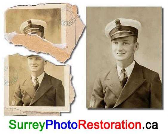 Photo Restoration By Ric Wallace